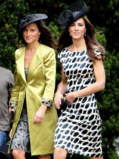 Kate and Pippa Middleton Health Diet