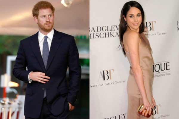 Meghan Markle Spoke Up About Her Relationship With Prince Harry