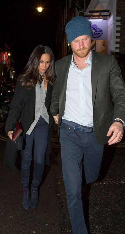 Meghan Markle moving to London