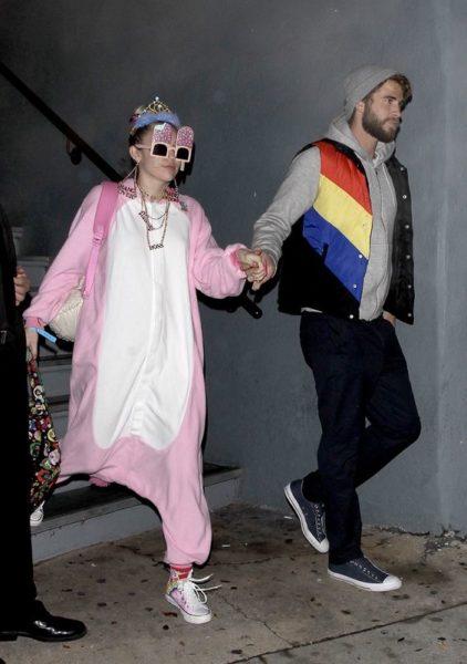 Miley Cyrus  life