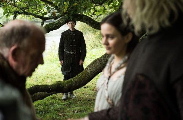 Game of Thrones Rhaegar and Lyanna's wedding