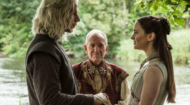 Game of Thrones Rhaegar and Lyanna