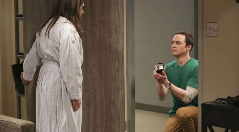 The Big Bang Theory Reveals A Peek On What Happens After Sheldon's Proposal to Amy