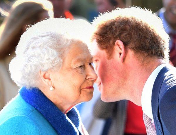 Meghan Markle's meeting with Queen Elizabeth