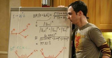 sheldon cooper big bang theory