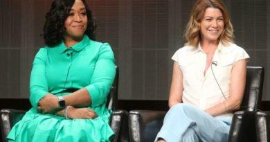 Ellen Pompeo and Shonda Rhimes