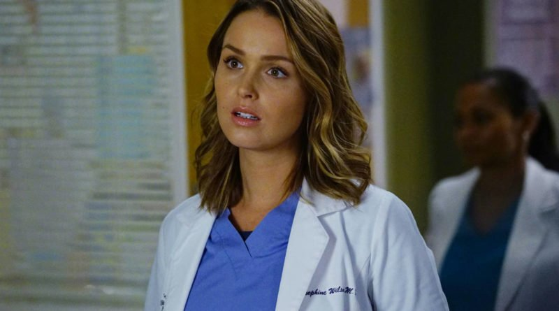 What Does It Mean That Jo's Ex Has Appeared Again On Grey's Anatomy?