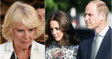 Trouble in the Royal family New Royal drama arises