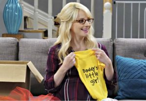Big Bang Theory Star, Melissa Rauch, Gave Birth To Her First Child