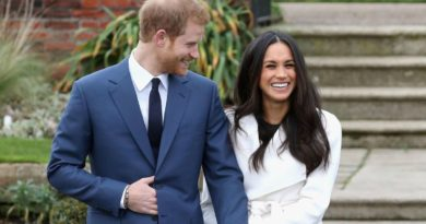 Prince Harry And Meghan Markle's May Wedding Date Announced