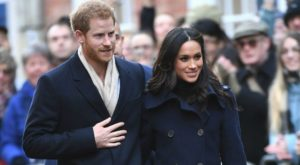 harry and meghan going on holiday