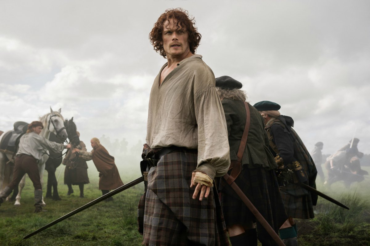 What Will Happen With Jamie, If Outlander Follows The Books?