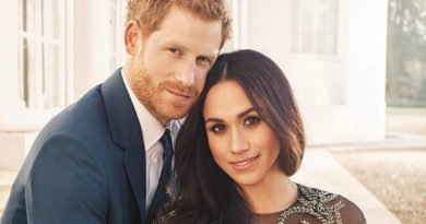 Prince Harry and Memhan Markle-ENGAGE1217