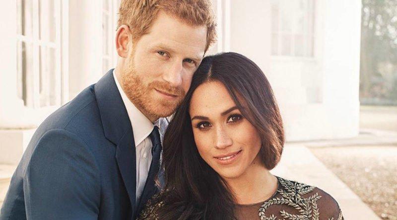 Prince Harry and Memhan Markle-ENGAGE1217