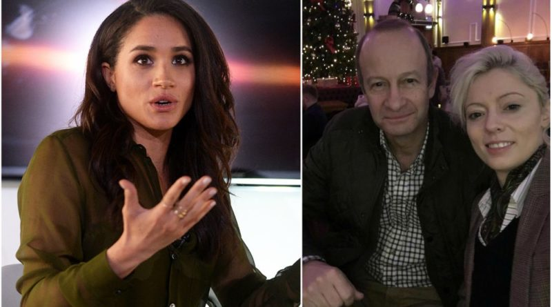 British Politician Henry Bolton's Girlfriend Sent Racist Text About Meghan Markle