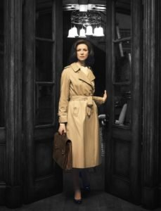 Claire's Modernity Is What Attracted Caitriona Balfe To The Role.