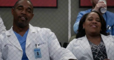 Dr. Ben Warren and Dr. Miranda Bailey