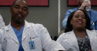Dr. Ben Warren and Dr. Miranda Bailey