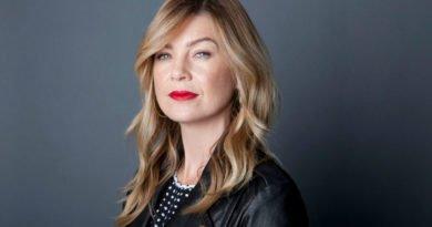 Grey's Anatomy star, Ellen Pompeo