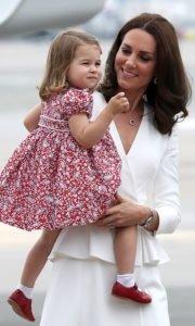 Kate Middleton's a Hands-On Parent