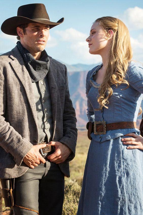 "Lisa Joy and Jonathan Nolan (""Westworld"")"