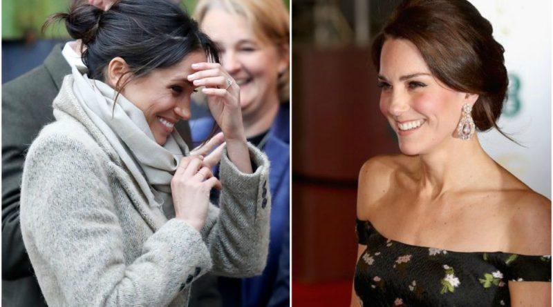 Meghan Markle Broke a Major Royal Style! Will Kate Follow