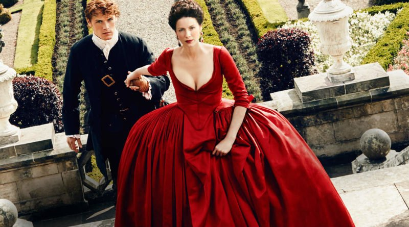 OUTLANDER: WE WILL GET A BIG REUNION IN SEASON 4