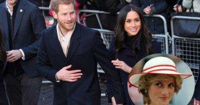 How Princess Diana Knew Prince Harry Would Meet Meghan Markle