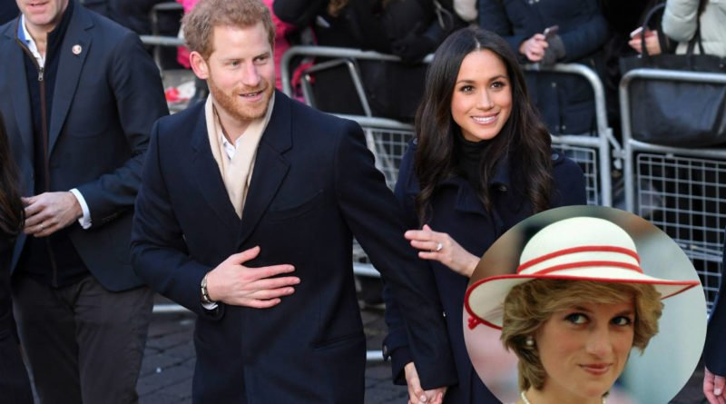 How Princess Diana Knew Prince Harry Would Meet Meghan Markle