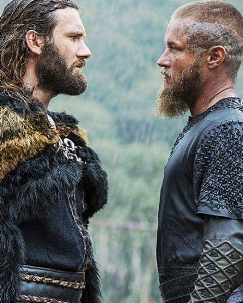 Rollo and Ragnar