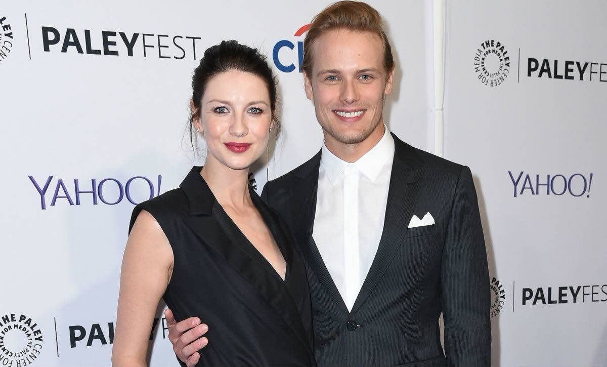 Sam And Caitriona Leaving Outlander After Season 4? - The Celebrity