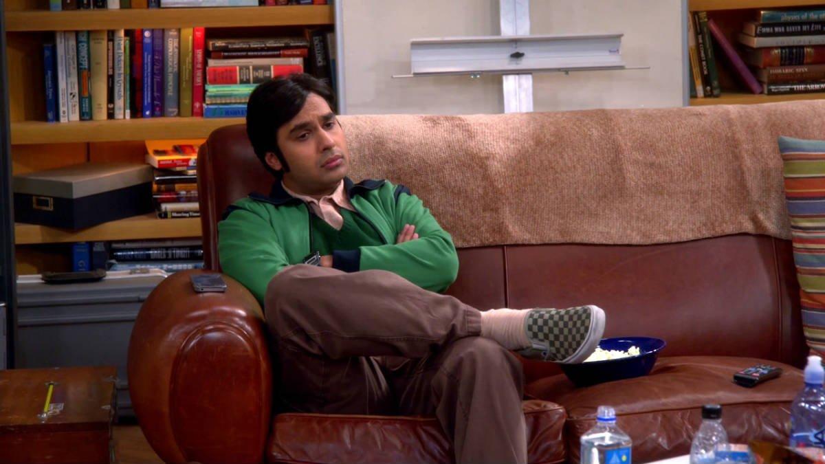 Big Bang Theory Koothrappali