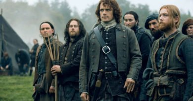 We count down 15 facts about Outlander