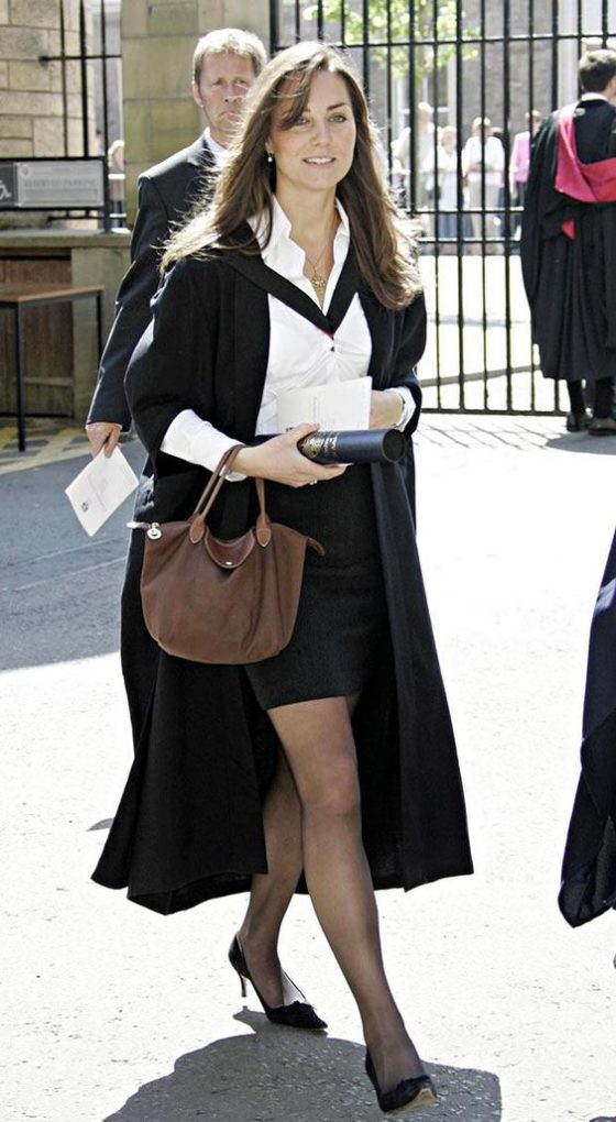 When Kate Will Become A Queen, She Will be The First One With A College Degree
