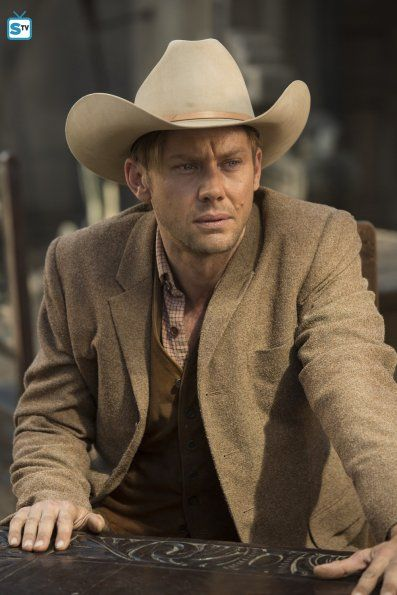 Young William -Westworld