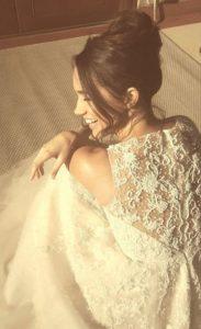 Megan Markle's wedding dress
