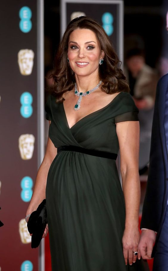 BAFTAs Kate Middleton