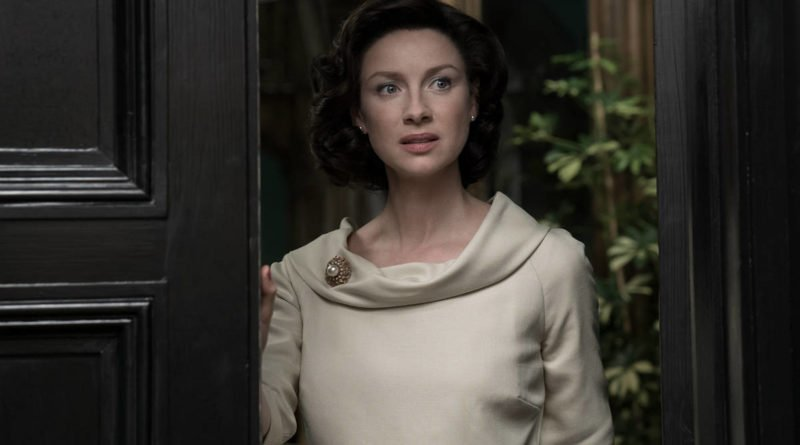 Claire Fraser
