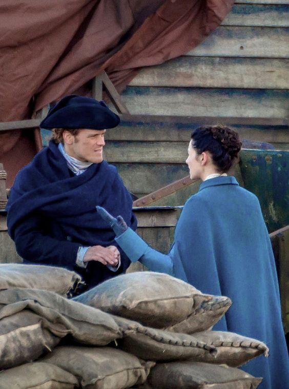 Claire & Jamie OutLander