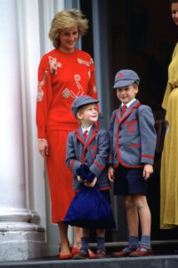 Diana Insisted That Her Children Go To Public Schools