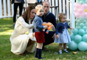 How Are William And Kate Prepping The Kids For Baby No