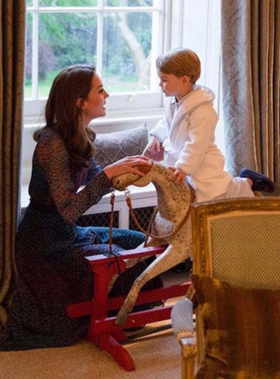Kate and William try to make sure their kids are grateful for all they have been given