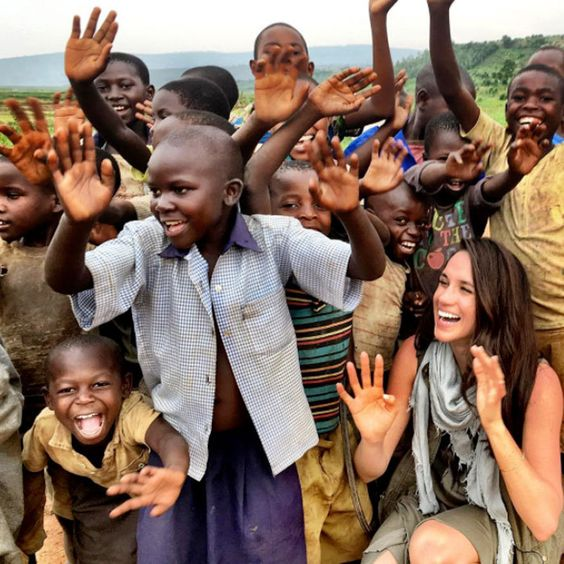 Megan Markle ambassador for World Vision