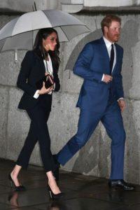 Megan Markle and Prince Harry