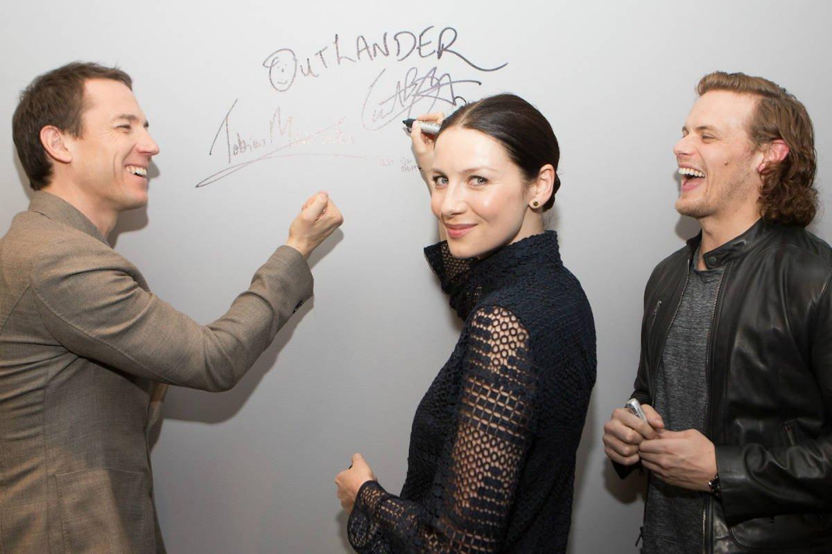 Outlander Sendetermine Staffel 3