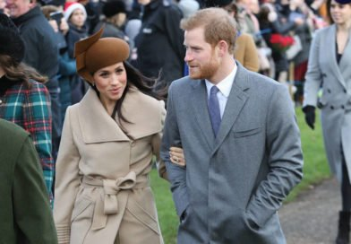 Where Will Meghan Markle Be the Night Before The Wedding?