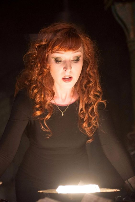 Supernatural- Ruth Connell Talks About The Return Of Rowena