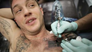 What's The Hidden Meaning Behind Tom Hardy's Tattoos