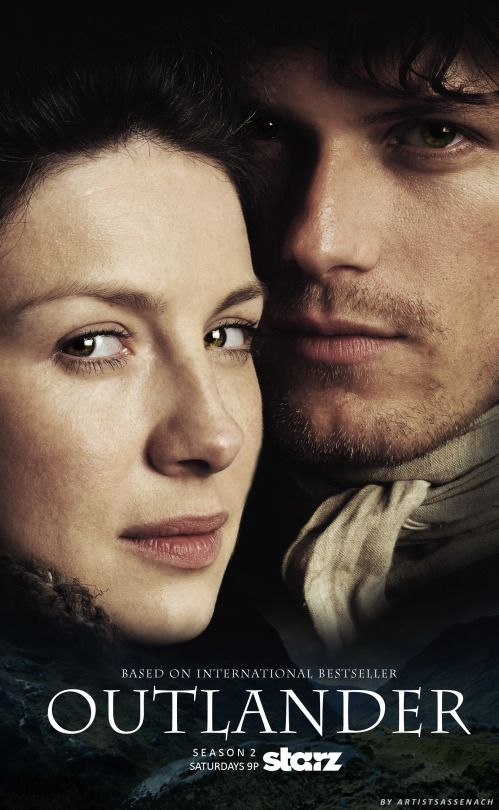 outlander poster tv series