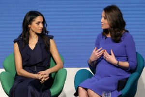 Body Language Between Kate Middleton And Meghan Markle Reveals Their relationship 3